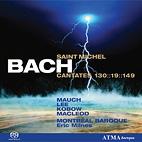 Saint Michel Bach Cantates