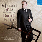 Schubert Arias&Overtures